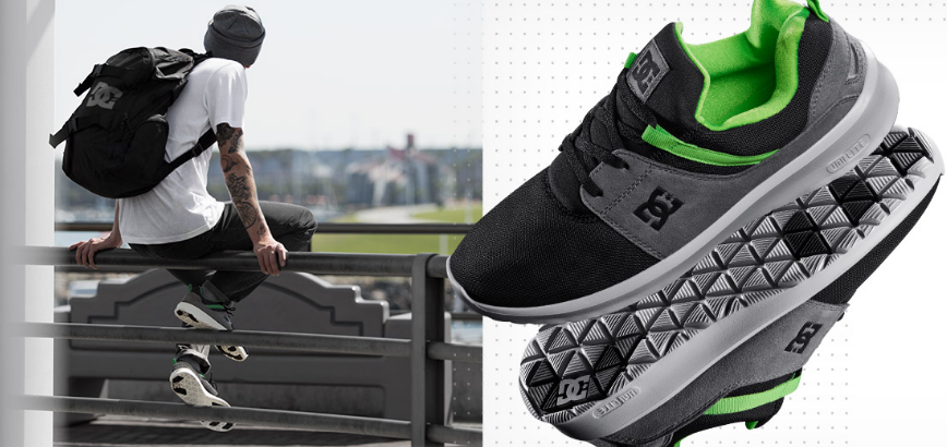 Акции DC Shoes в Лысьве